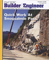 Pacific Builder & Engineer Cover